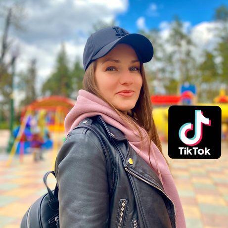 Продвижение в Tik Tok