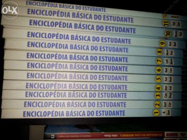Enciclopedia escolar(12vl.)