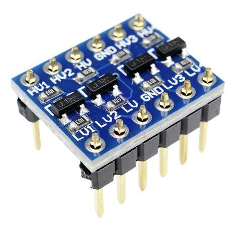 IIC I2C Logic Level Converter Bi-Directional Board Module 5V 3.3V DC M