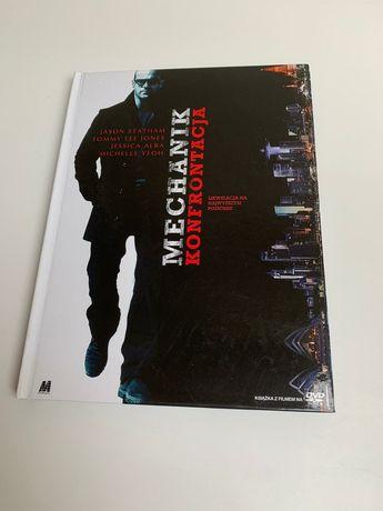 "DVD ""Mechanik. Konfrontacja"". Jason Statham. Tommy Lee Jones."