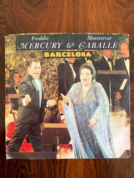 Freddie Mercury, Montserrat Caballé – Barcelona