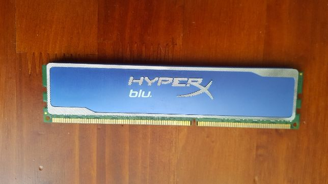 ОЗУ - Kingston HyperX - DDR3 8 GB (1 х 8192MB)