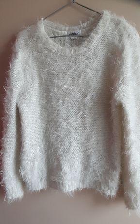 Sweterek biały AFIBEL roz.38
