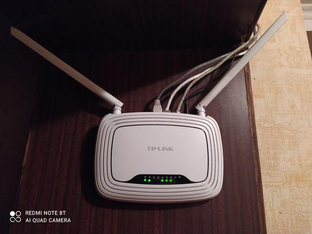 Роутер Tp-Link с USB разъёмом