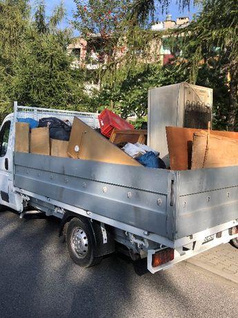 Kompeksowe sprzątanie piwnic, mieszkań