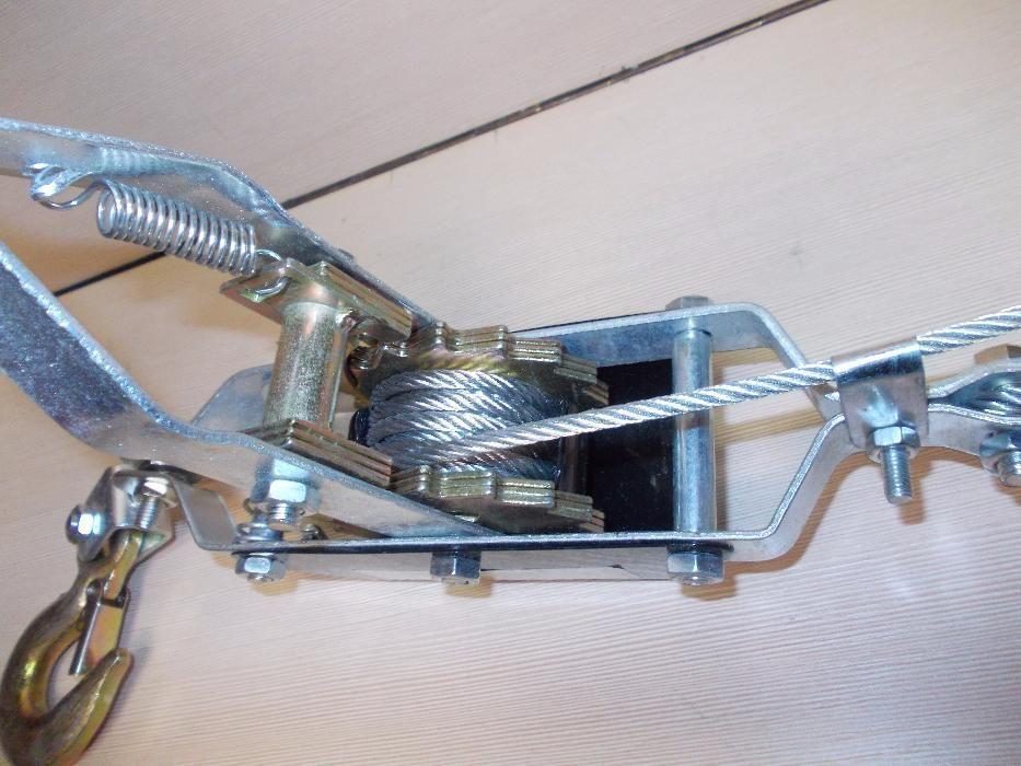 NOWA wyciągarka, przeciągarka, naciągarka linowa 2 tonowa.