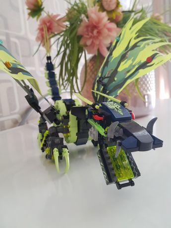 Лего LEGO Ninjago Атака Дракона Моро 70736