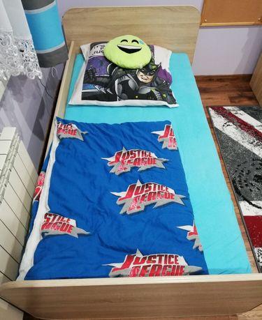 Łóżko młodzieżowe z szufladą