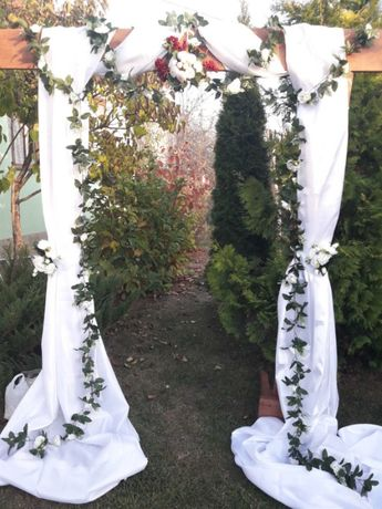 Весільна арка. Фотозона.