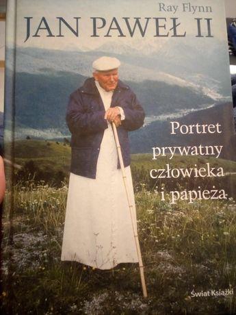 Portret prywatny człowieka i papieża