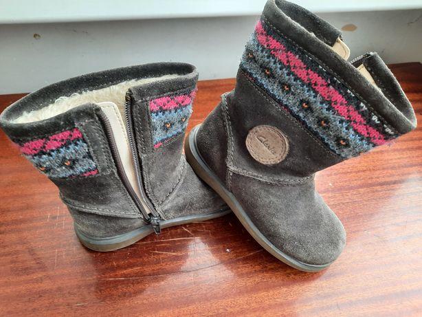 Деми ботинки Clarks 15 см