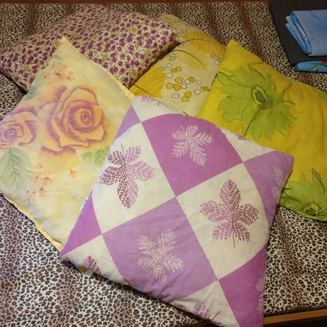 Синтепононовые подушки