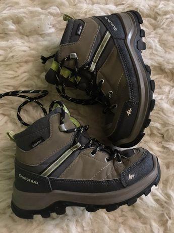 QUECHUA markowe buty zimowe r 31