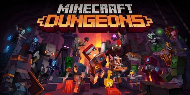 MINECRAFT PREMIUM Minecraft: Dungeons для PC/ПК, PS3/4/5, Xbox 360/One