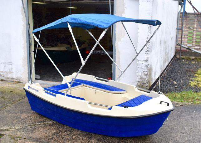 Od 73zł/msc Nowa łódka łódź Kraken 265 wędkarska rekreacyjna