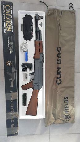 Karabinek ASG cyma-028 + dodatki