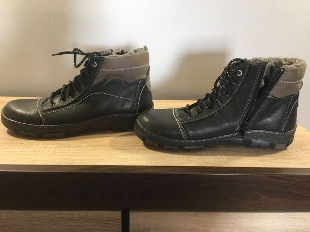 Sprzedam buty zimowe damskie rozmiar 41