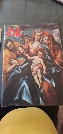 Revista antiga Eva