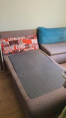 Łózko fotel rozkładzny