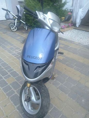 Skuter scooter peugeot buxy