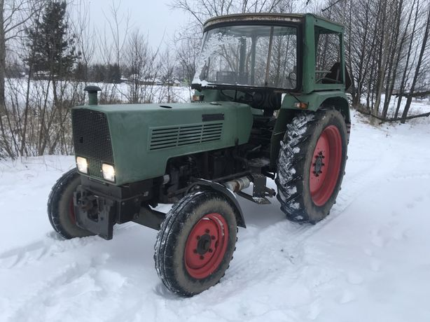 Ciagnik Rolniczy Fendt 105 s zarejestrowany jumz Steyr Zamiana