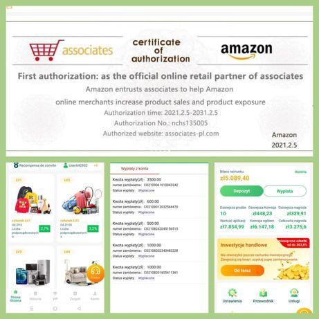 Platforma Amazon Associates