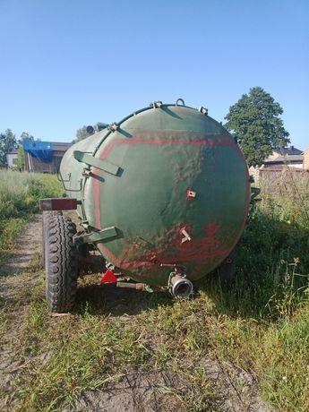 Beczka asenizacyjna 10000 litrów.