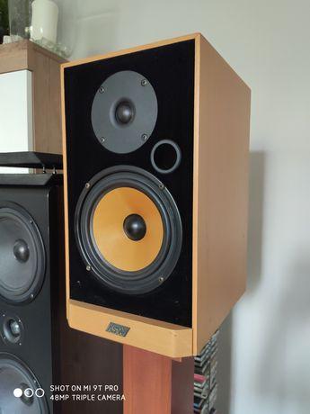 ASW Sonus DC 70 S - przyjemne monitory podstawkowe stereo