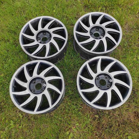 Alufelgi BBS Cartec Zico 4x100 7J r15' et 38 OC 57.1 VW Opel Skoda