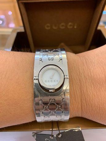 Relógio Gucci – Verdadeiro/Novo/Na Caixa – Com Fatura
