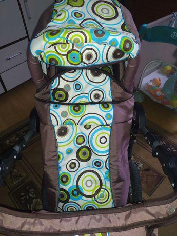 Wózek dla dziecka 3w1