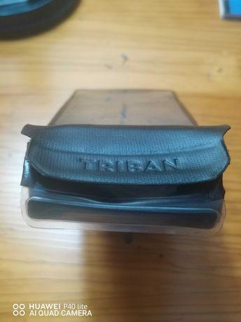 Suporte para telemóvel (bicicleta) da marca Triban, sem uso!!
