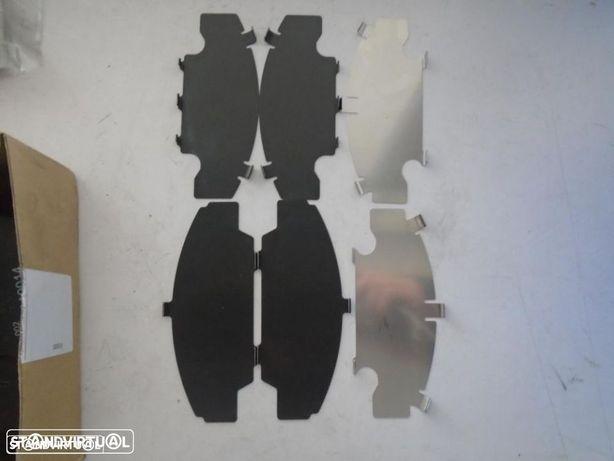 43022S9AE00 - Conj. Pastilhas traseiras - Honda CR-V (Novo/Original)