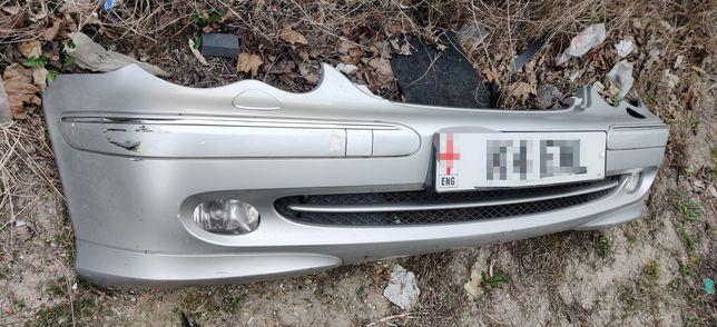 Mercedes w203 zderzak przód pod spryskiwacze