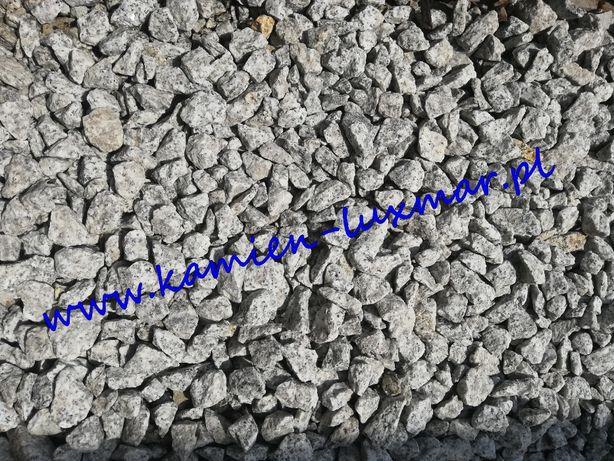 Grys granitowy szary,kamień ogrodowy 16/22 mm/bardzo ładny