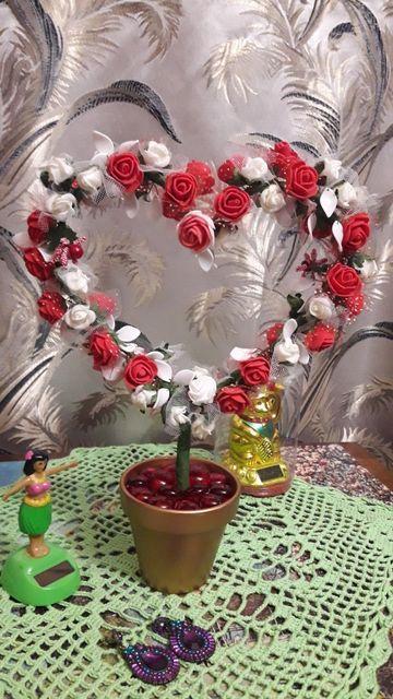 Дерево любви, дерево Сердце