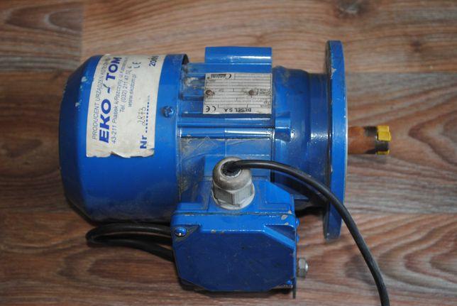 Silnik elektryczny Besel SEMKG 634B 0.12 kW podajnik pieca