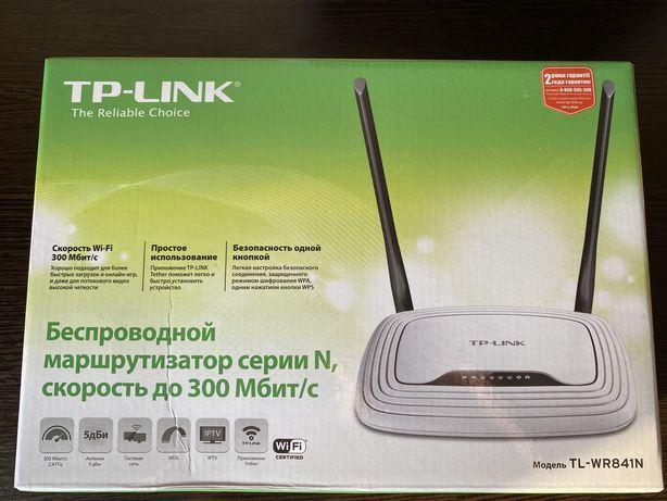 Маршрутизатор Ethernet TP-LINK TL-WR841N