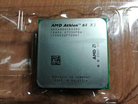 Процессор Athlon 64 X2