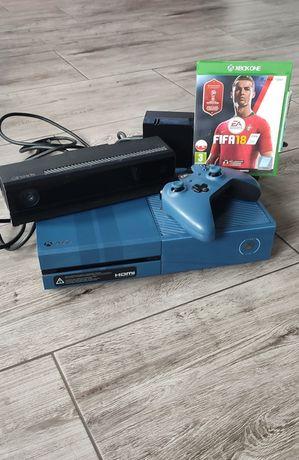 Xbox one 1tb limitowana edycja + kinekt + FIFA