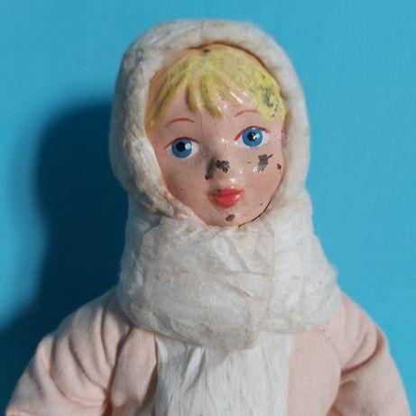 Кукла винтажная *Снегурочка* СССР