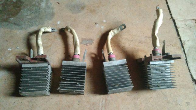 Діоди з радіаторами