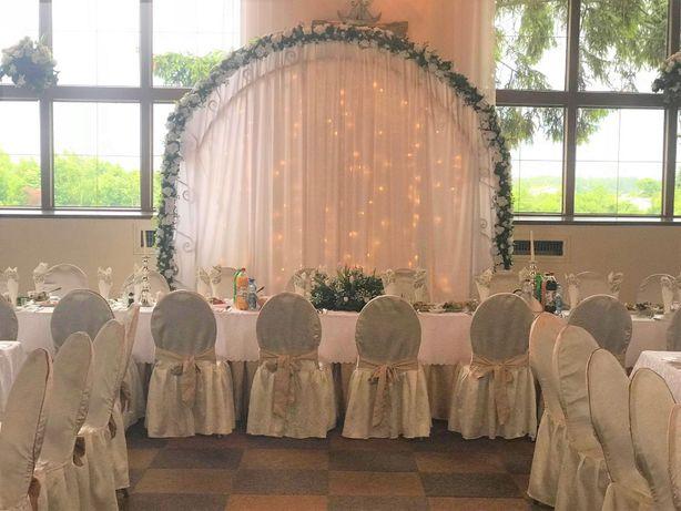 Wynajmę tło ślubne, stelaż ślubny, dekoracje, łuk dekoracyjny