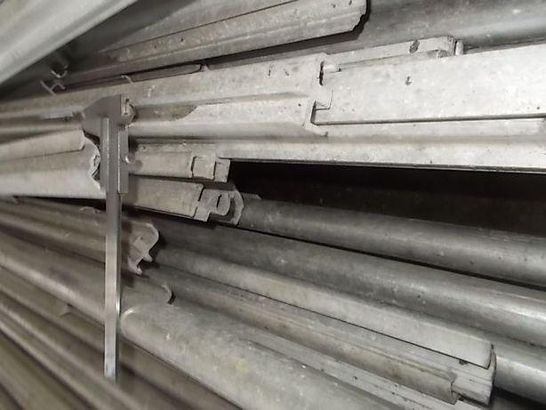 Радіатор алюмінєвий для охолодження радіодеталей
