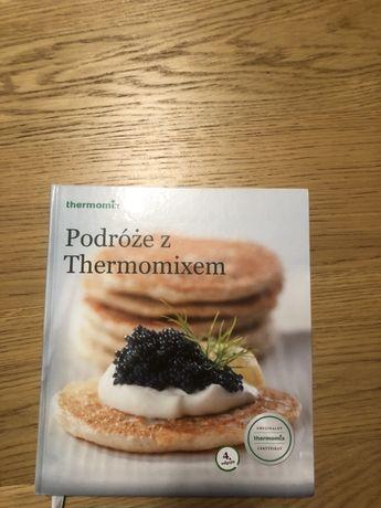 Podróże z thermomixem książka kucharska z przepisami z całego świata