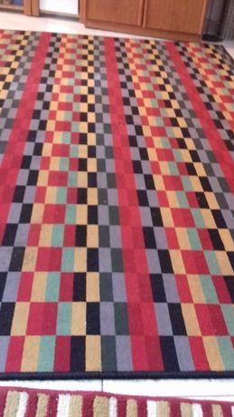 Carpete Multicolorida