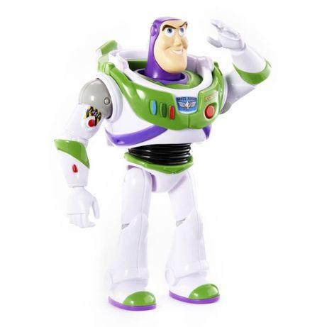 Mattel Toy Story 4 - Mówiąca Figurka Buzz 17 cm GGT50