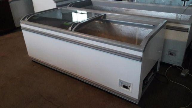Морозильна камера для магазину морозильний ларь бу 300л - 1200л купить