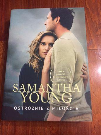 Samantha Young - Ostroznie z miloscia