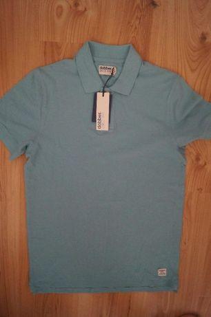Dobber- super koszulka polo- nowa -S